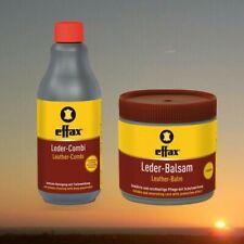 effax Leder-Combi 500 ml  +   effax Lederbalsam 500 ml