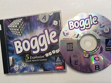 Boggle (PC) Breakaway Boggle, Battle, Classic, Space, and In Your Face! COMPLETE