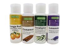Fragrant Aroma Oil (30 ml) for Water Based Air Revitalizer Air Freshener, 4 Pack