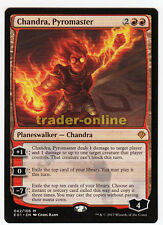 Chandra, Pyromaster (Chandra, Pyromeisterin) Archenemy Nicol Bolas Magic