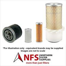 Hanix H08-B w/ Kubota D722 engine Filter Service Kit - Air, Oil, Fuel Filters