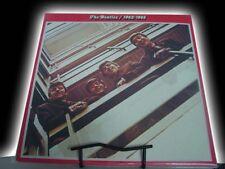THE BEATLES 1962-1966 RARE RED ALBUM EMI APPLE RECORDS U.K 1993.PRESSED 2 LP SET