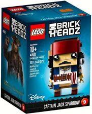 41593 CAPTAIN JACK SPARROW brick headz lego legos set brickheadz PIRATES disney