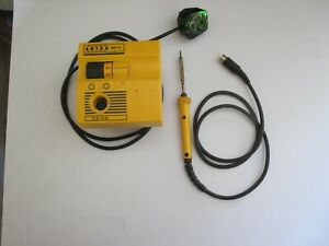 0 GAUGE Antex 660 TC 45210 temperature control soldering iron