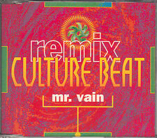 Culture Beat  CD-SINGLE MR.VAIN  ( REMIX )
