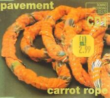 Pavement(CD Single)Carrot Rope-New