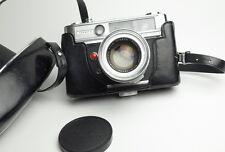60s Vintage Yashica Lynx 5000 35mm Rangefinder Camera Yashinon Lens f1,8 JAPAN