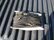 Pre-Owned Fishing Trotline Looks Good Brass Ties