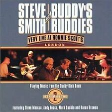 Steve And BuddyS Buddies Smith - Very Live At Ronnie [CD]