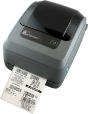 ZEBRA Etikettendrucker Thermodrucker Label Printer Zebra GX430t 300 dpi