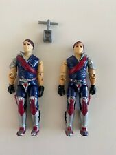 GI JOE - Hasbro 1985 - Tomax & Xamot - Loose - Good condition