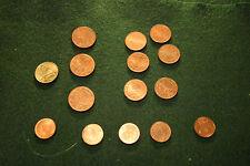 LOT PIECES EUROS ALLEMAGNE 2002