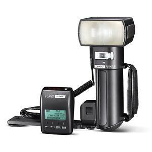 NEW Metz mecablitz 76 MZ-5 Professional Digital Flash CANON / NIKON Compatible