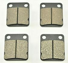 Yamaha Big Bear Yfm 400 Atv (2000-2004) Front Brake Pad Set