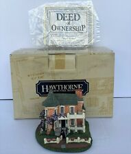 "Hawthorne Gone With the Wind ""Rhett's Return"" #78173 includes Box"