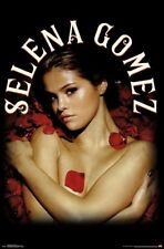 SELENA GOMEZ - ROSES - SEXY PINUP POSTER - 22x34 - 16319