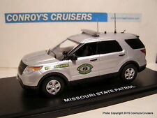 First Response Replicas Missouri State Highway Patrol 2014 Ford PI Utility