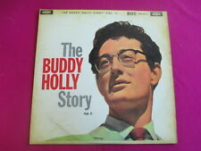"""Buddy Holly orig UK mono """"Coral"""" pressing Lp- The Buddy Holly Story Vol.!!"""