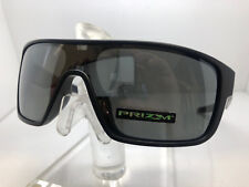 AUTHENTIC OAKELY SUNGLASSES STRAIGHTBACK OO9411-03 MATTE BLACK PRIZM BLK IRIDIUM