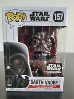 Star Wars Funko Pop - Darth Vader (Chrome) - Smugglers Bounty - No. 157
