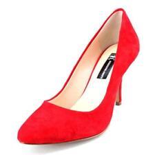 Zapatos de tacón de mujer de tacón alto (más que 7,5 cm) de ante Talla 38.5