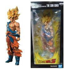 Banpresto Bandai Dragon Ball Z Super Masters Stars Piece Figure Goku Manga