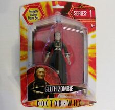 Doctor Who Gelth Zombie Poseable Action Figure Set - BRAND NEW Dr Who series one
