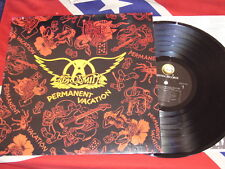Aerosmith-permanent Vacation LP 1987 Geffen GHS 24162 OIS