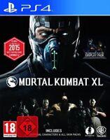 Mortal Kombat XL (PS4) (NEU & OVP) (DLCs auf Disc) (UNCUT) (Blitzversand)