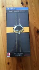 METAL GEAR SOLID V COLLECTOR'S EDITION SONY PS4 FULL ENGLISH NEW PAL COLLECTORS