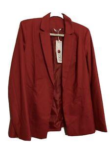 Colett Red Suit