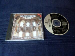 CD Organ Orgel Orgue Abteikirche Neresheim Jon Laukvik Kittel Raison MOTETTE nm