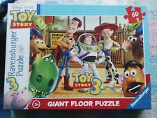 TOY STORY  ( 60 )  large floor  puzzle # 2