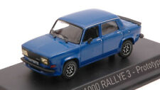 Simca 1000 Rallye 3 1978 Talbot Blue 1:43 Model 571021 NOREV