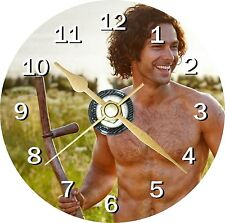 Aidan Turner Cd Clock Can be personalised