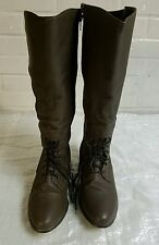 Women's anarchy knee high boots