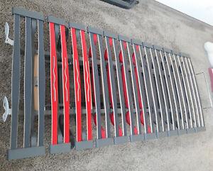 Swissflex Lattenrost SF 535 w. NEU Kopf/Rücken/Fuß 90 x 200 cm