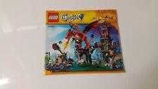 Lego!!! instructions ONLY!!! pour château 70403