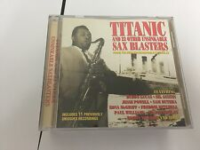 Titanic & 23 Other Unsinkable Sax Blasters CD 5032698015399 NMINT