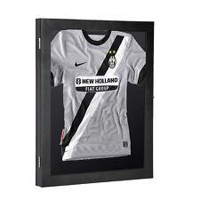 "35"" Jersey Display Case Frame Mounted Shadow Box Football Baseball Basketball"