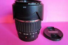 Tamron AF 18-200mm F/3.5-6.3 Macro Lens Canon EF Fits Canon DSLR Cameras