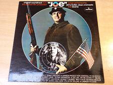 Jerry Butler & Exuma/Joe/1970 Mercury Soundtrack LP/Bobby Scott