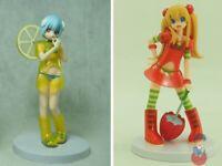 Evangelion SEGA Extra Figure Fruits Punch - Ayanami Rei, Asuka Langley   Vari