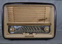 Rare ancien récepteur  radio TSF Telefunken  Andante à réviser