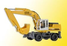 Kibri 11261 gauge H0, Liebherr 934 Litronic with Cycling Factory #