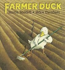 Big Books!: Farmer Duck by Martin Waddell (1996, Paperback, Reprint)