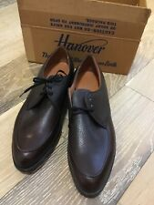 Hanover Imperial Apron Toe NIB Vintage 11 D Men Shoe