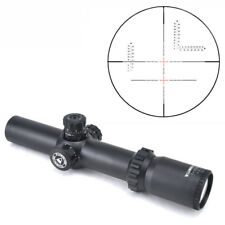 Visionking 1-10x28 Rifle Scope 35mm Military reticle Tactical 308 3006 Hunting