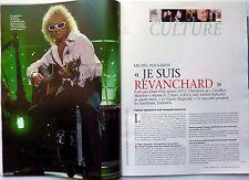 Mag 2007: MICHEL POLNAREFF_TIM ROBBINS_CECILE DE FRANCE_CHARLOTTE GAINSBOURG