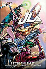 Justice League Power & Glory HC: 1, Hitch, Brian, New Book